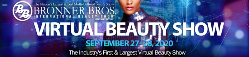[Bronner Bros. Virtual Beauty Show]