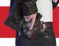 Galco Holster - Cop Mag Cuff Paddle