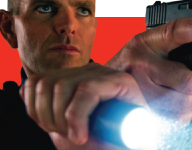 SureFire X400 Tactical WeaponLight with Laser