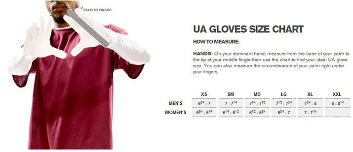 most popular great look cost charm Cheap under armour batting glove size chart Buy Online ...