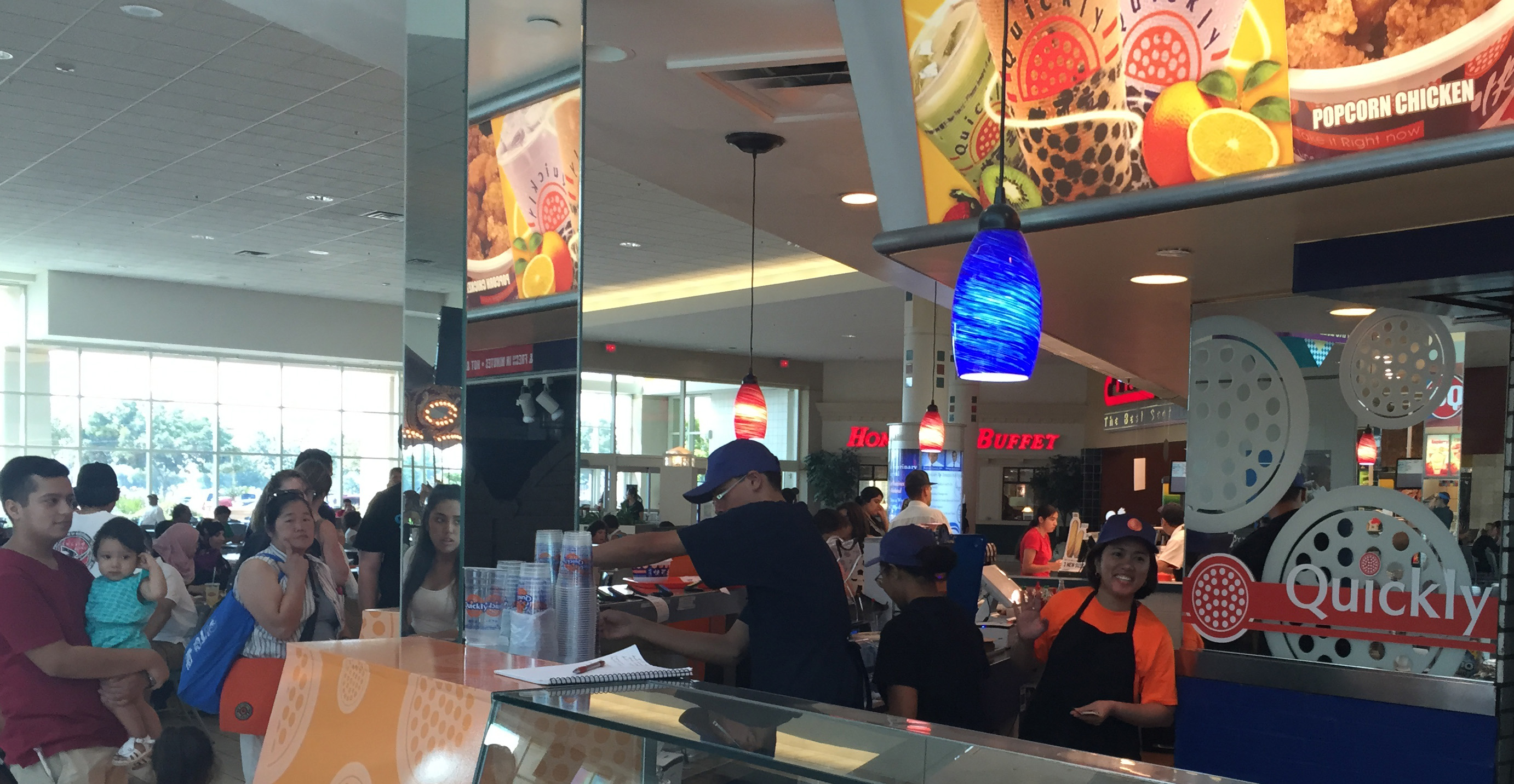 After Shopping, Grab A Bite To Eat At One Of West Valley Mall¡¦s  Restaurants Or Eateries Including Quickly, Buffalo Wild Wings, Olive Garden,  Famous Daveu0027s ...