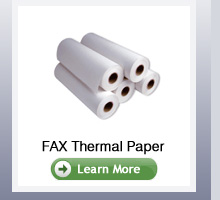 thermal fax paper