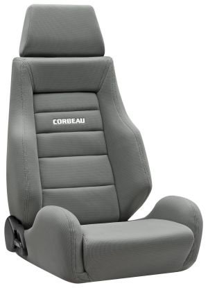 Corbeau GTS II Racing Seat Grey Cloth 20309