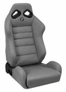 Corbeau TRS Racing Seat Grey Cloth 20809