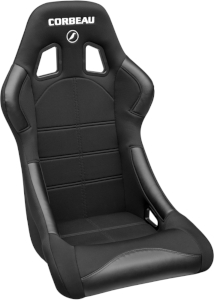 Corbeau Forza Racing Seat Black Cloth 29101