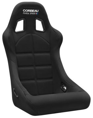 Corbeau Forza Sport Black Cloth 29101FIA
