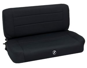 Corbeau Safari Jeep CJ/YJ Back Seat Black Neoprene 60001 (+$70)