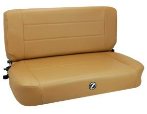 Corbeau Safari Jeep CJ/YJ Back Seat Spice Vinyl 60070