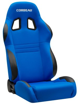 Corbeau A4 Racing Seat Blue Cloth 60095