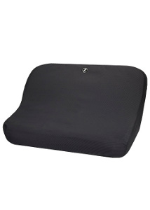 Corbeau Fourty & Fourty-Two Inch Seat Cover Black TR670142 (+$16)