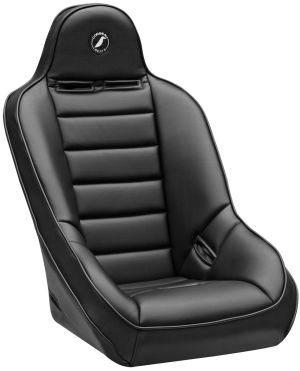 Corbeau Baja Ultra SS Racing Seat Black All-Vinyl 69410