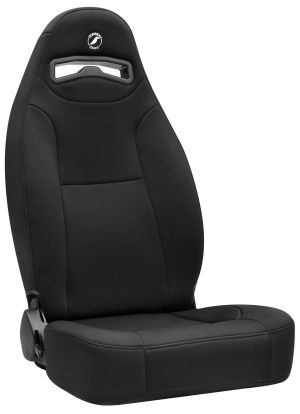 Corbeau Moab Racing Seat Black Neoprene 70001 (+$60)