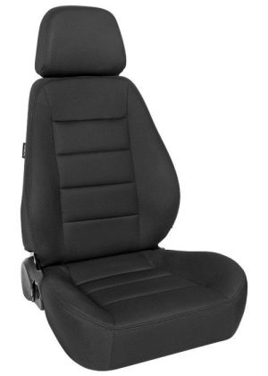 Corbeau Sport Racing Seat Black Cloth 90001 (+$10)