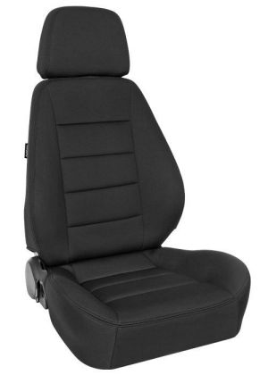 Corbeau Sport Racing Seat Black Neoprene 90111 (+$70)