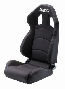 Sparco Chrono Road Racing Seat Medium Black 00959CRMNR **959CRMNR