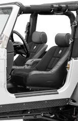 Corbeau Baja Low Back Seat