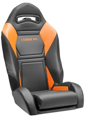 Black/Orange Carbon Fiber Vinyl AP27213 **AP27213