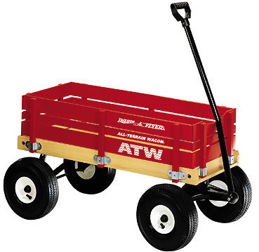 #28 All-Terrain Wood Wagon