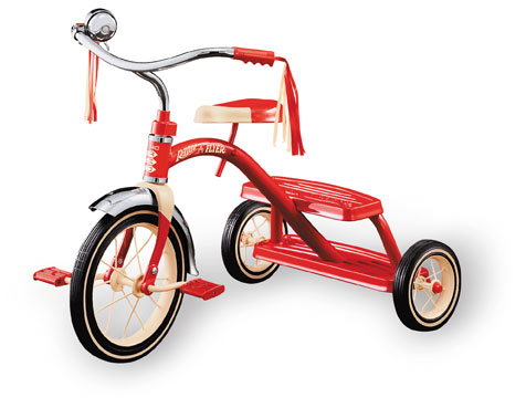 #33 Classic Tricycle