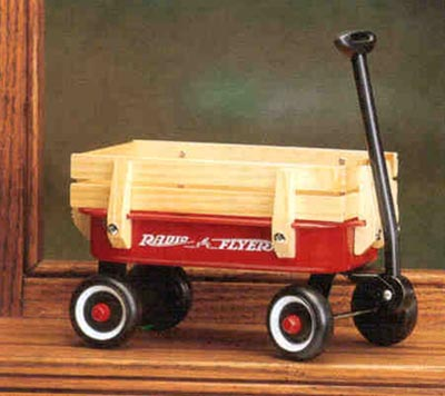 Click Here for More information or to Buy online   #904 My Little Trav-ler Wagon