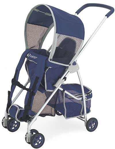 Click Here for More information or to Buy online  Stroller Backpack