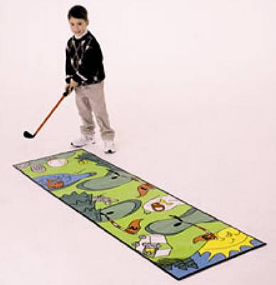 Click Here for More information or to Buy online Lets Play Golf Play Carpet