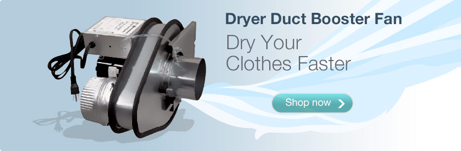 Dryer Duct Booster