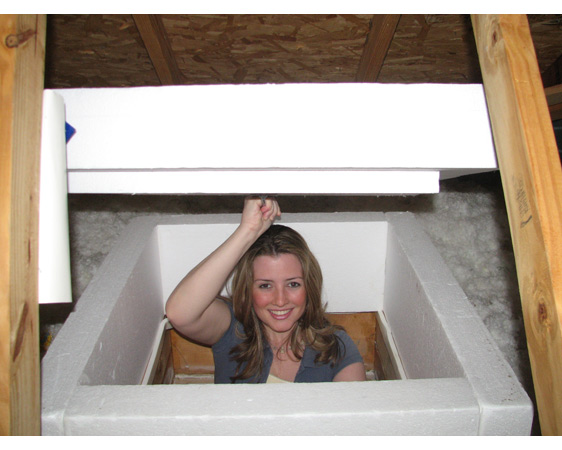 Insulated Access Hatches