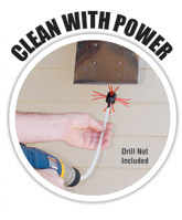Sooteater Rps204 Rotary Pellet Stove Cleaning System