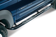 Westin Signature Series Step Bars Jeep Liberty - Black