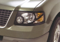 Auto Ventshade Projektorz Headlight Accents