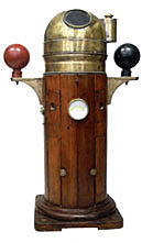 Antique Nautical Binnacle