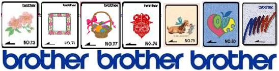 Blank Brother Embroidery Card – Free Embroidery Patterns