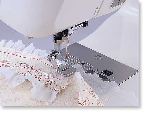 Gathering Shirring Foot for Brother Baby Lock LowShank Genuine Magnificent Shirring On A Brother Sewing Machine