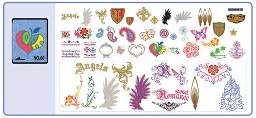 Embroidery Designs by Brother from www.sewingsupplywarehouse.com