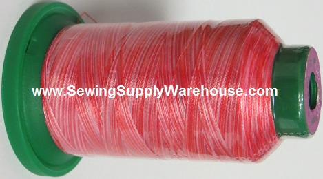 Isacord Multi Color 759 Polyester Embroidery Thread 1000m