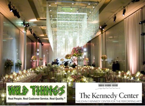 Kennedy Center Wedding Ideas 2018