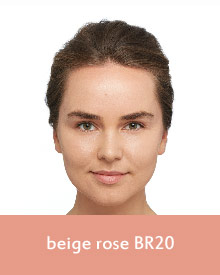 Sothys Teint naturel - Glowing hydrating foundation-beige rose BR20