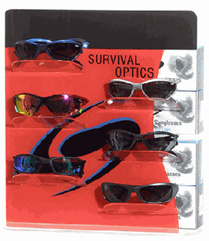sunglass display