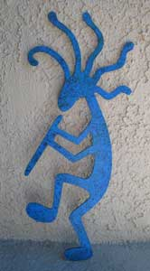 kokopelli wall art
