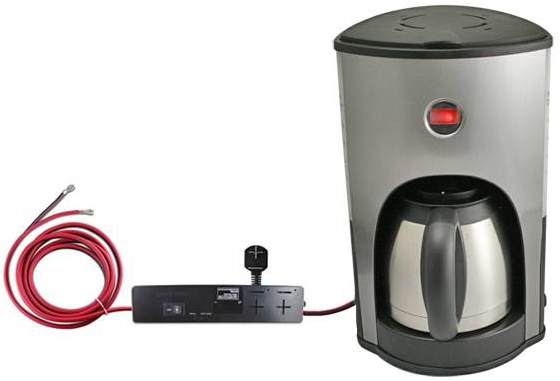 12v 10 Cup Coffee Maker
