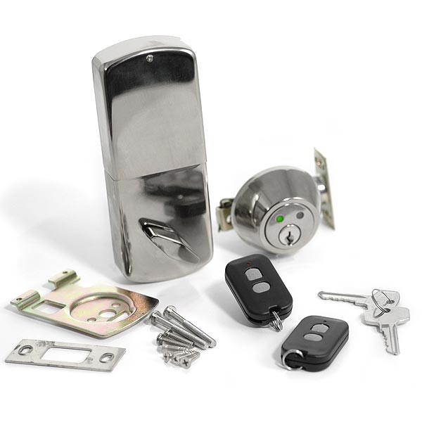 Wireless Remote Deadbolt