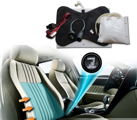 Powered Seat Lumbar Support Kit