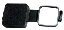 Rubber Trailer Hitch Receiver Tube Cover
