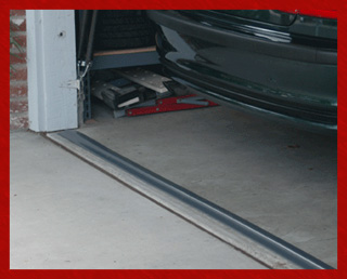Garage Door Threshold Seal