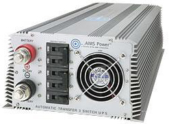 7000 Watt DC to AC Modified Sine Wave Power Inverter 24 volt - Industrial Grade