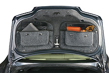 Trunk Storage Pocket Bag
