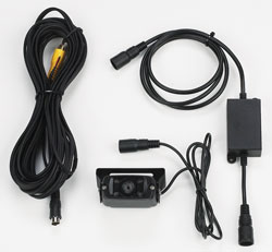 High Resolution Color CCD IR Reverse Camera