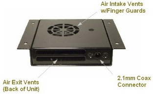 Single Fan Electronic Cooling Unit