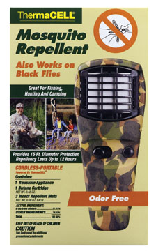 Mosquito Repellent Appliance